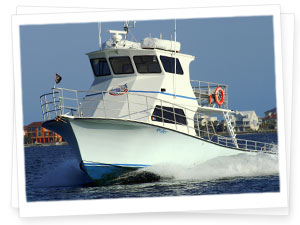 Private Fishing Charter Boat Pensacola Beach FL
